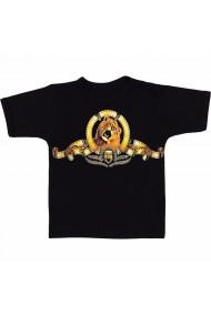 Tricou Metro-Goldwyn-Mayer negru