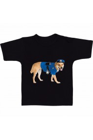 Tricou Dog halloween costumes negru
