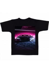 Tricou Audi LED negru