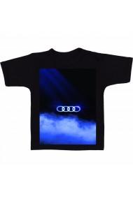 Tricou Audi Blue negru
