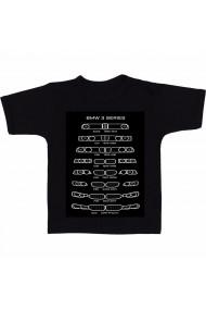 Tricou Seria 3 negru
