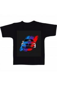 Tricou M power negru