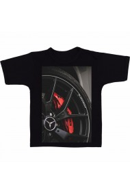 Tricou AMG Red negru