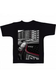 Tricou GTI RO negru