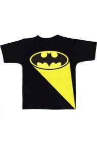 Tricou Batman logo negru