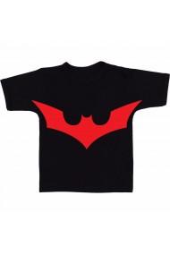 Tricou Batman beyond logo negru