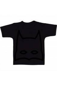 Tricou Batman, Portret masca negru