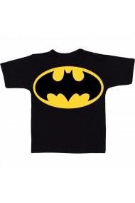 Tricou Batman brand negru