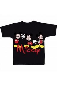 Tricou Mickey negru