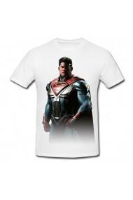 Tricou Superman movie alb