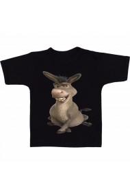 Tricou Donkey negru