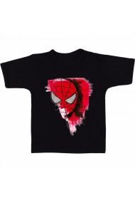 Tricou Spider-Man negru