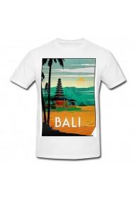 Tricou Bali alb
