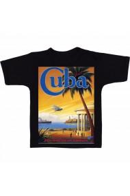 Tricou Cuba, Airways negru