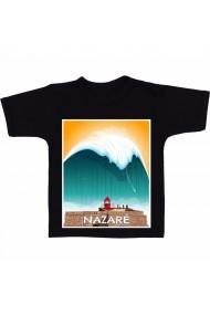 Tricou Nazare negru