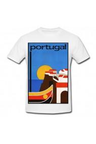 Tricou Portugal alb
