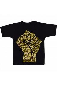 Tricou Fist emoticons negru