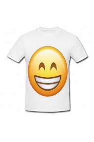 Tricou Zambaret alb