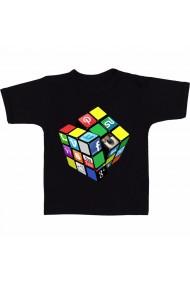 Tricou Cub social media negru