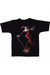 Tricou DC Harley Quinn negru