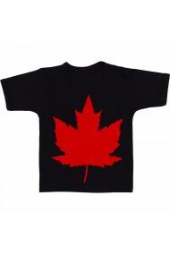 Tricou Simbol Canada negru