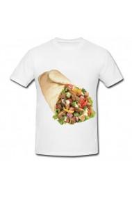 Tricou Shawarma alb