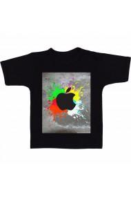 Tricou Ipad Mini negru