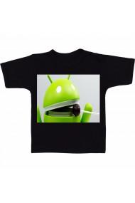 Tricou Android Lollipop negru