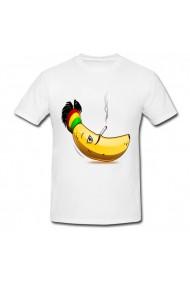 Tricou Banana Havana alb
