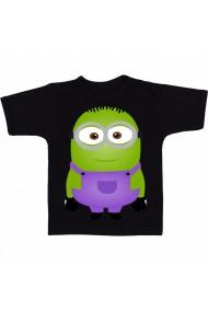Tricou Minion - Shrek negru