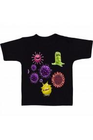 Tricou Virus negru