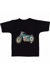 Tricou Motorcycle negru