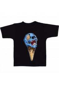 Tricou Evil ice cream negru