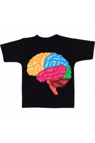 Tricou Ziua mondial? a tumorii cerebrale 2020 negru