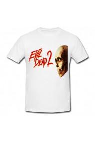 Tricou Evil dead 2 alb