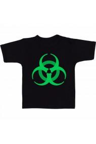 Tricou Biohazard negru