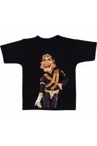 Tricou Michael Jackson negru