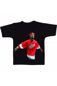 Tricou Tupac Shakur - 2pac negru