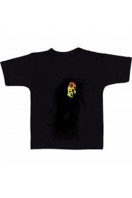Tricou Bob Marley black negru