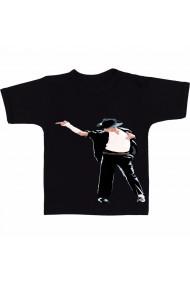 Tricou Michael Jackson dance negru