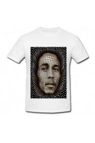 Tricou Bob Marley santana`s secret tape alb