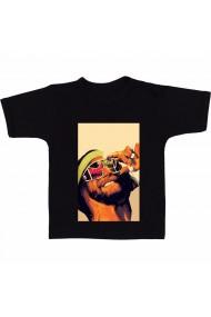 Tricou Macho Man randy savage artwork negru