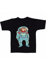 Tricou Animal astronaut negru