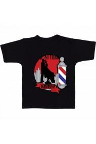 Tricou Barber negru