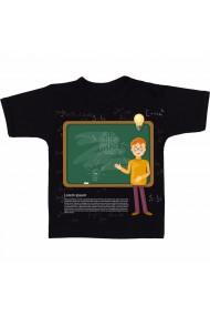Tricou Happy teachers negru