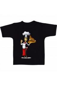 Tricou Cook negru