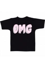 Tricou OMG negru