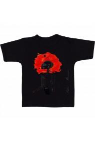 Tricou Arta negru