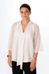 Блуза Giorgal GRL-Evia Бял