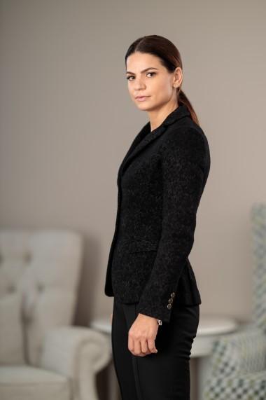 Sacou cambrat din lana, Selena